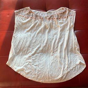 Ann Taylor Loft Summer Shirt